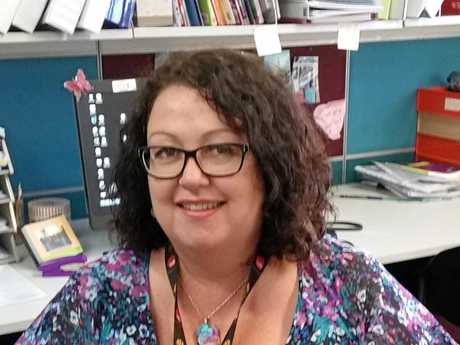 Inala TAFE teacher Vicky Farmer uses the USQ Making Career Choices program to assist her students with their career and study aspirations.