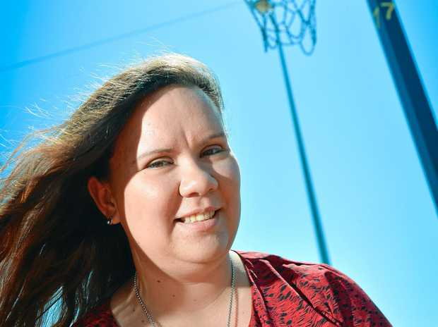 WE WANT YOU: Gladstone Netball Association president Sam Dippel is chasing players for their Fast 5 competition.
