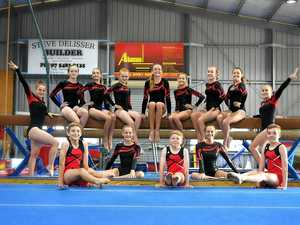Gympie gymnasts return from state titles