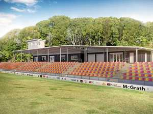 An artist's impression of how a revamped Piggabeen Sports Complex could potentially look under Tweed Heads Seagulls Rugby League Club's masterplan.