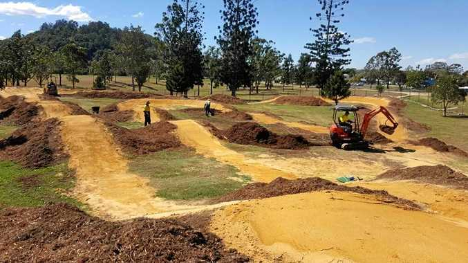 Nisbitt BMS track has is once again open after a month of maintenance was completed by Lismore City Council