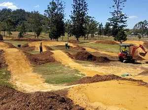Lismore's BMX track reopens in time for holidays