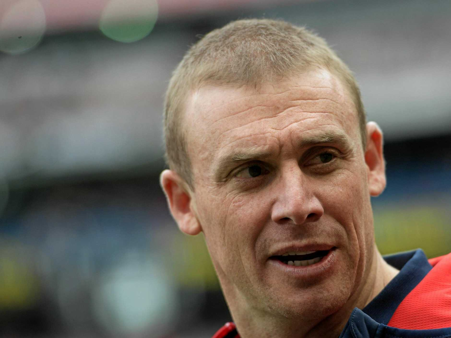 Melbourne coach Simon Goodwin has suggested dividing the AFL teams in conferences.