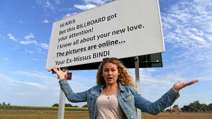 BAD BOY: Like every other motorist, journalist Mikayla Haupt wants to know what Kris did.