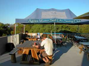 Agnes Water overflowing with ideas for Surf Lifesaving Club