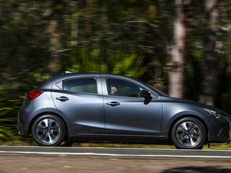 The Mazda2 Genki.