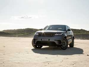 Range Rover Velar launches charm offensive