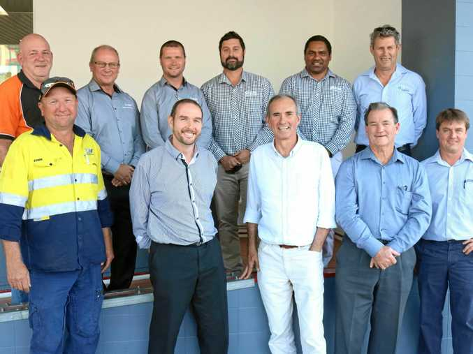 A contract worth around $20 million for works at the new Grafton Correctional Centre to Laser Plumbing and Electrical Lismore in partnership with other local businesses.
