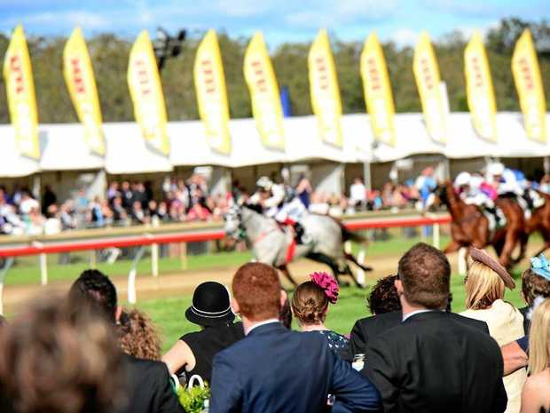 AND THEY'RE OFF: Don't miss the action at Bundamba Racecourse today.