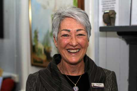 NUMBER 2: Southern Downs mayor Tracy Dobie.