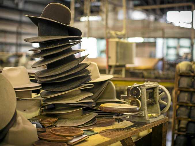 STOLEN: An Akubra hat was amongst the property stolen by an Alpha man last month.