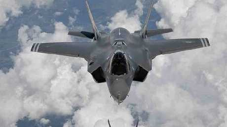 The F-35 Lightining II Joint strike fighter has led a protracted, troubled - and expensive - development.Source:Supplied