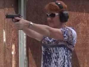 "Pauline Hanson has a ""Dirty Harry"" moment"