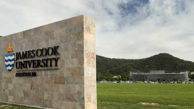 James Cook University's Cairns Campus. Picture: Marc McCormackSource:News Corp Australia
