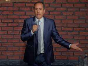 Karl Puschmann: Seinfeld takes on Seinfeld