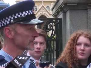 Protestor who set himself on fire outside NZ parliament dies