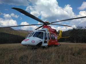 Rescue helicopter called to recover bushwalker