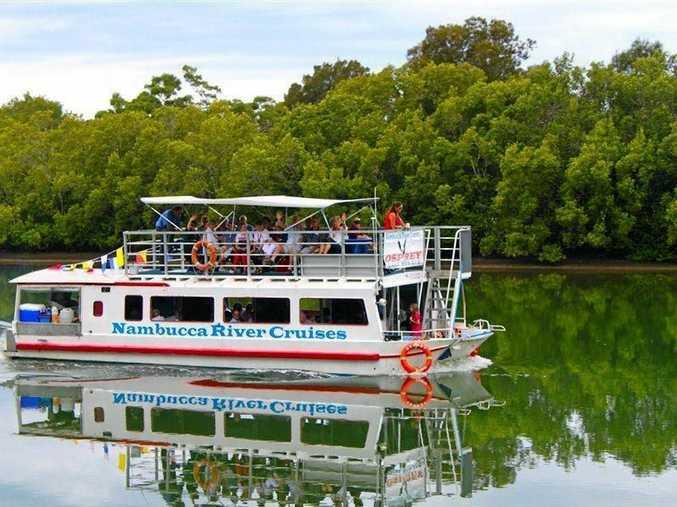 PLAIN SAILING: Enjoy a cruise along the Nambucca River.