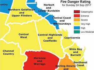 Total fire ban in Ipswich ahead of heatwave week