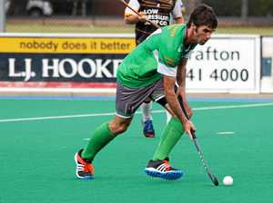 DRIVEN: Royals leader Matt Lobsey will lead the NSW Over 40 team at the Hockey Master's National Championships in Hobart.