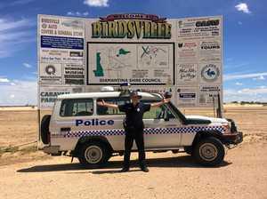Ex-Maroochydore cop has a Birdsville 'sand-change'