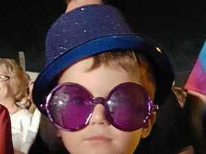 5yo Mackay boy puts all Elton fans to shame