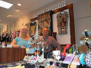 Sisters go from markets to market on Mary St