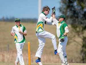 Cricket - A Grade Valleys vs Wests - Anthony Brogden Wests