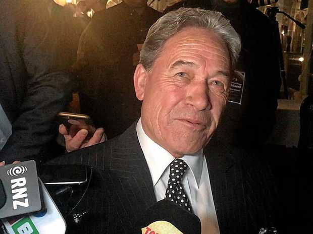 Winston Peters has again emerged as a kingmaker after New Zealand's general election on Saturday.