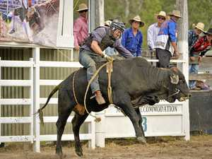 Former Warwick rider places twice at rodeo