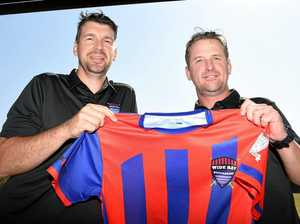 APPOINTEES: Wide Bay Buccaneers coaches Dale Paxton (under-15s) and Adrian Elmes (under-14s).