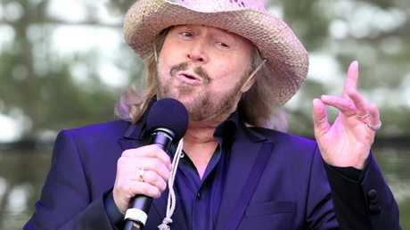 Barry Gibb is the only surviving member of the Bee Gees.