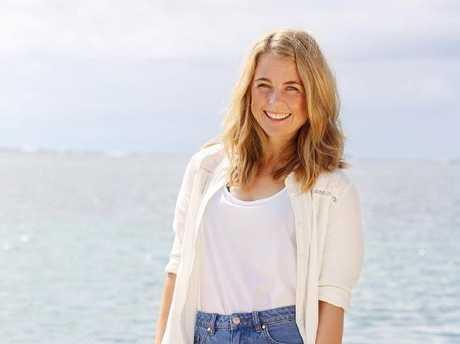 Tessa O'Halloran from Australian Survivor.