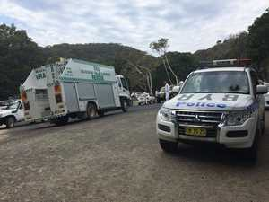 Man's body found in water at The Pass