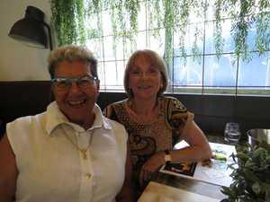 Sue Shaw and Carol Monro