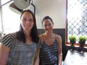 Jenna and Kate Morgan
