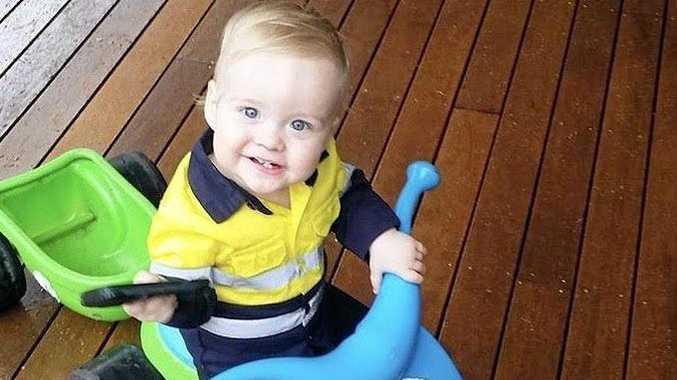 Tugun boy Nixon Melville has been undergoing chemotherapy for high risk stage four neuroblastoma.