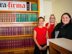 Law firm rings in changes