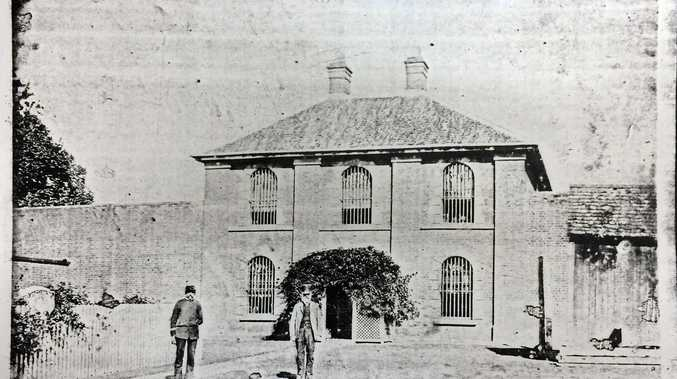 GOTHIC HORROR: The old Grafton Jail on Victoria St near the courthouse.