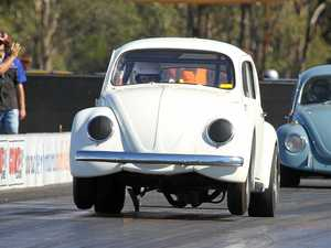Drag racing sets to hot up at Morgan Park