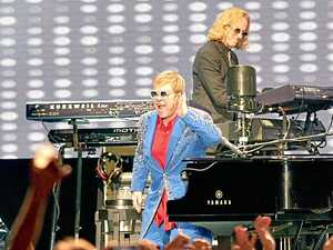 Elton John in pictures: Mackay 2017