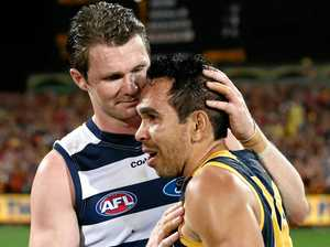 Dangerfield's words of support a boost for Betts