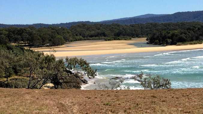 Green Bluff aka Moonee Beach Headland. Can you help restore it to its former beauty?