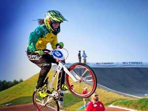 BMX: Tahlia takes on the world