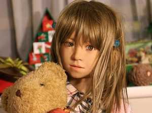 Aussies buying childlike sex-dolls in increasing numbers