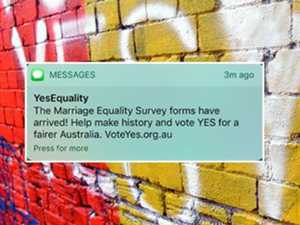 Is this legal? How the Yes campaign got your number