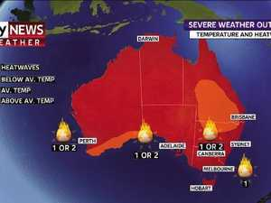 This is where Australia's rain has gone