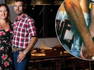Married At First Sight farmer Sean Hollands is in love again.