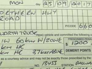 'I need to s***': Why this unlucky dad copped a $1200 fine