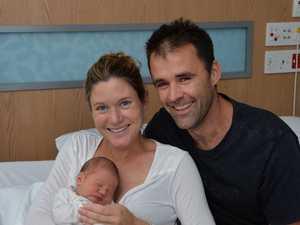 MCKENZIE: Isla Elizabeth McKenzie was born on